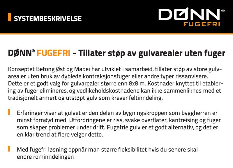 DONN_Fugefri_Dokument
